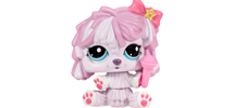 LITTLEST PET SHOP WALKABLES Dancing Pets Dancing Dog