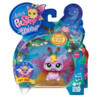 LITTLEST PET SHOP GLISTENING GARDEN Fairies Lilac Fairy Pet