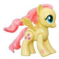 My Little Pony Explore Equestria Action Friends 6-inch Fluttershy