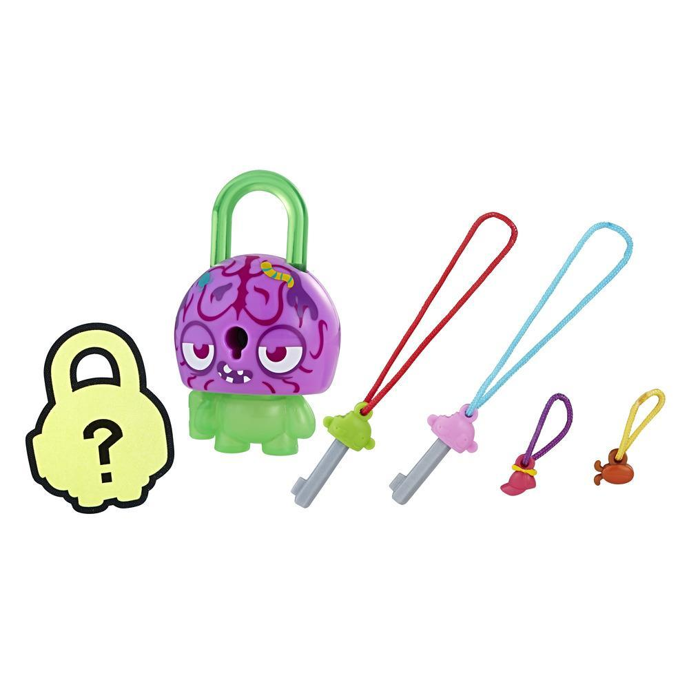 Lock Stars Basic Assortment Brain Head–Series 1 (Product may vary)