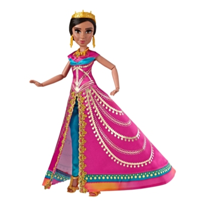 Disney Aladdin Glamorous Jasmine Deluxe Fashion Doll