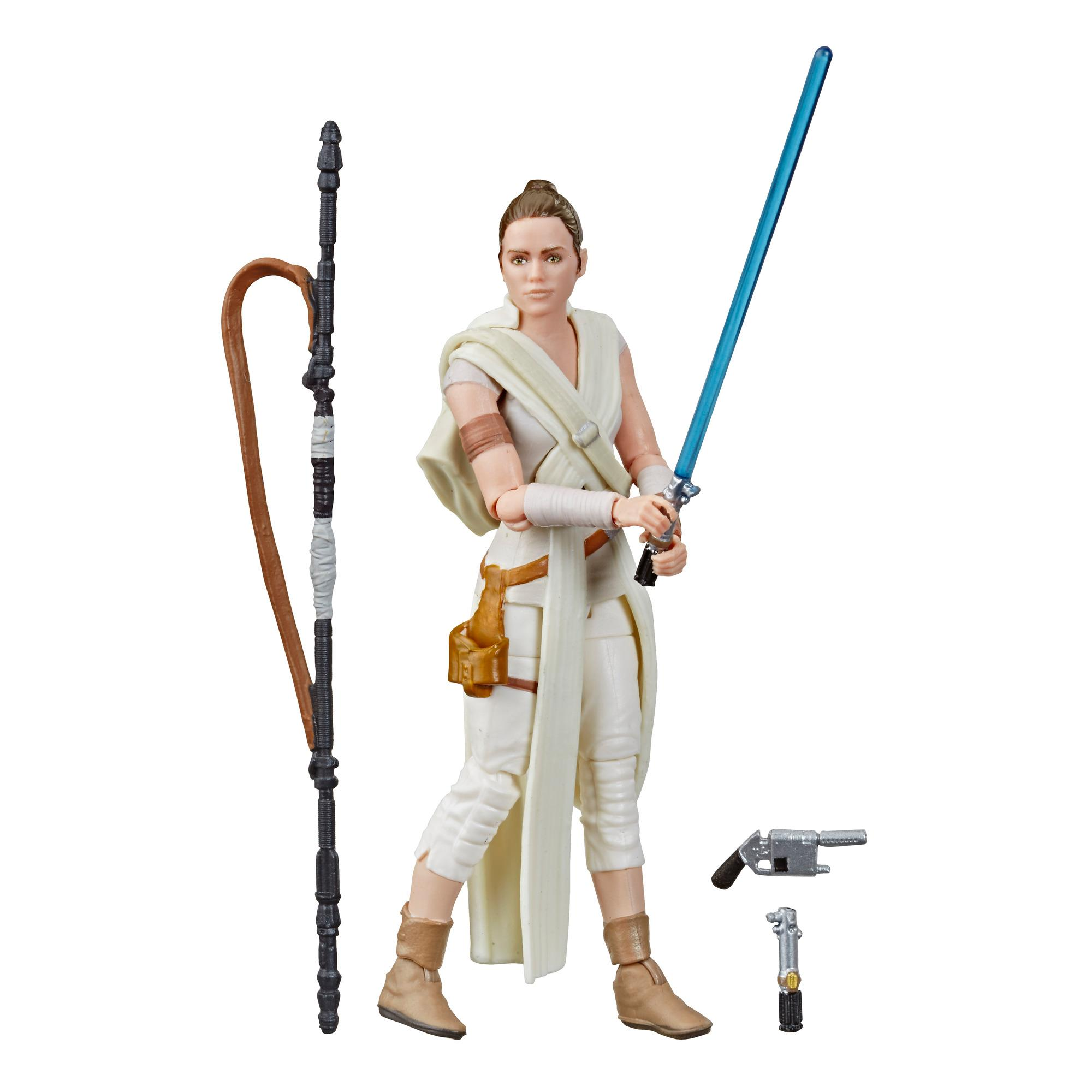 Star Wars The Vintage Collection Star Wars: The Rise of Skywalker Rey Toy, 3.75-inch Scale Action Figure, Ages 4 and up
