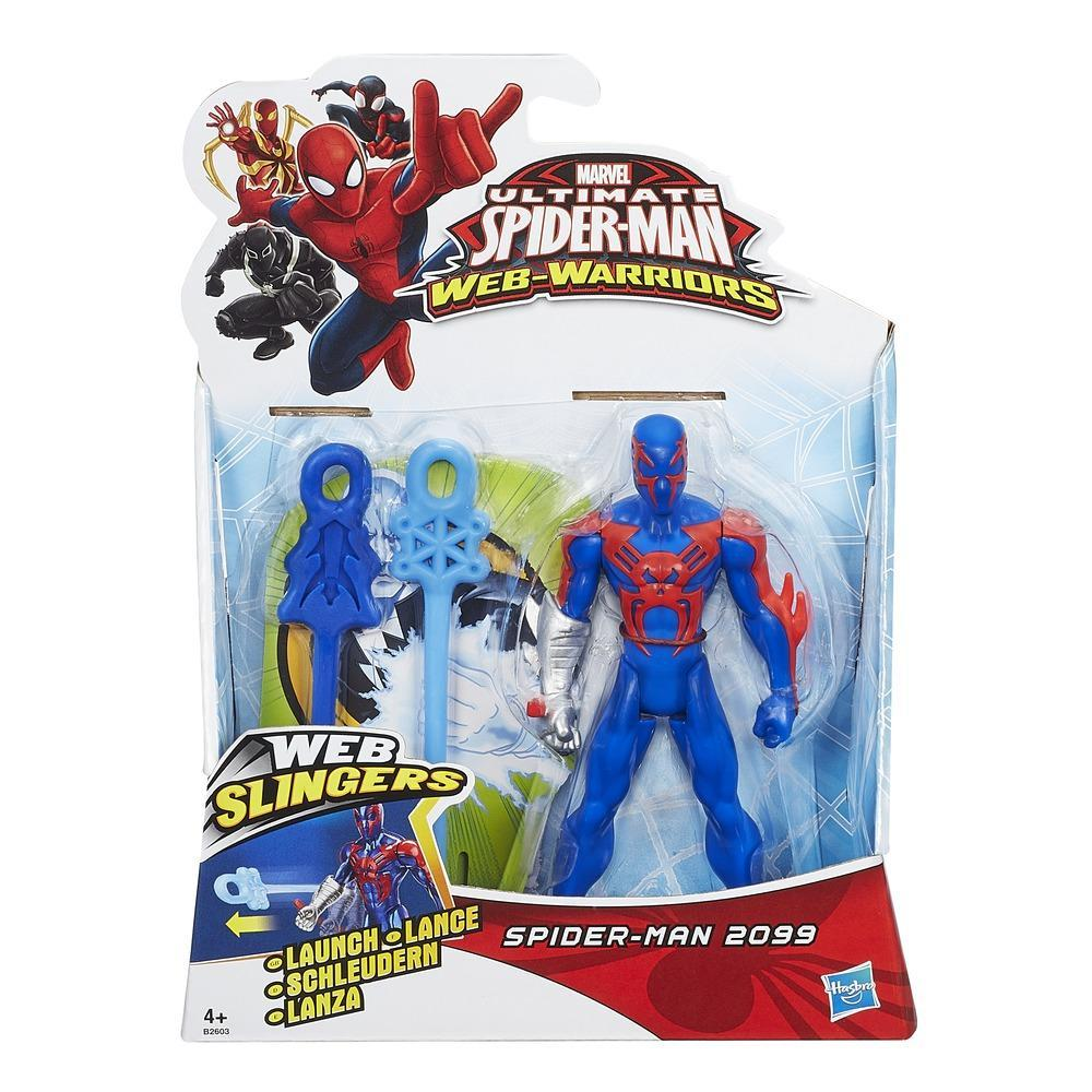 Marvel Ultimate Spider-Man Web Warriors Web Slingers Spider-Man 2099 Figure