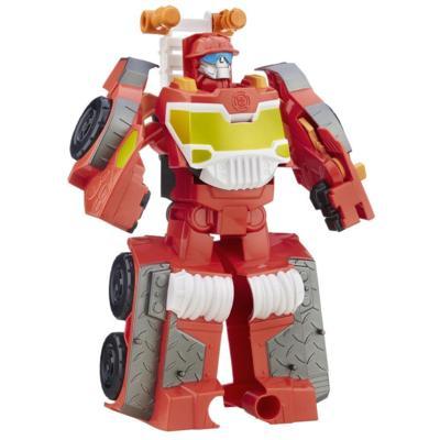 Playskool Heroes Transformers Rescue Bots Night Rescue Heatwave