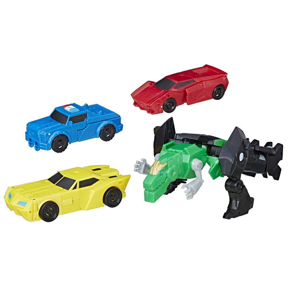 Transformers: Robots in Disguise Combiner Force Team Combiner Ultra Bee
