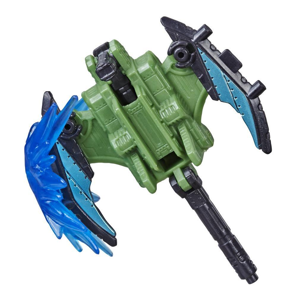 Transformers Toy Generations War for Cybertron: Siege Battle Masters WFC-S16 Pteraxadon Action Figure - Adults and Kids Ages 8 and Up, 1.5-inch