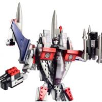 KRE-O TRANSFORMERS STARSCREAM Construction Set