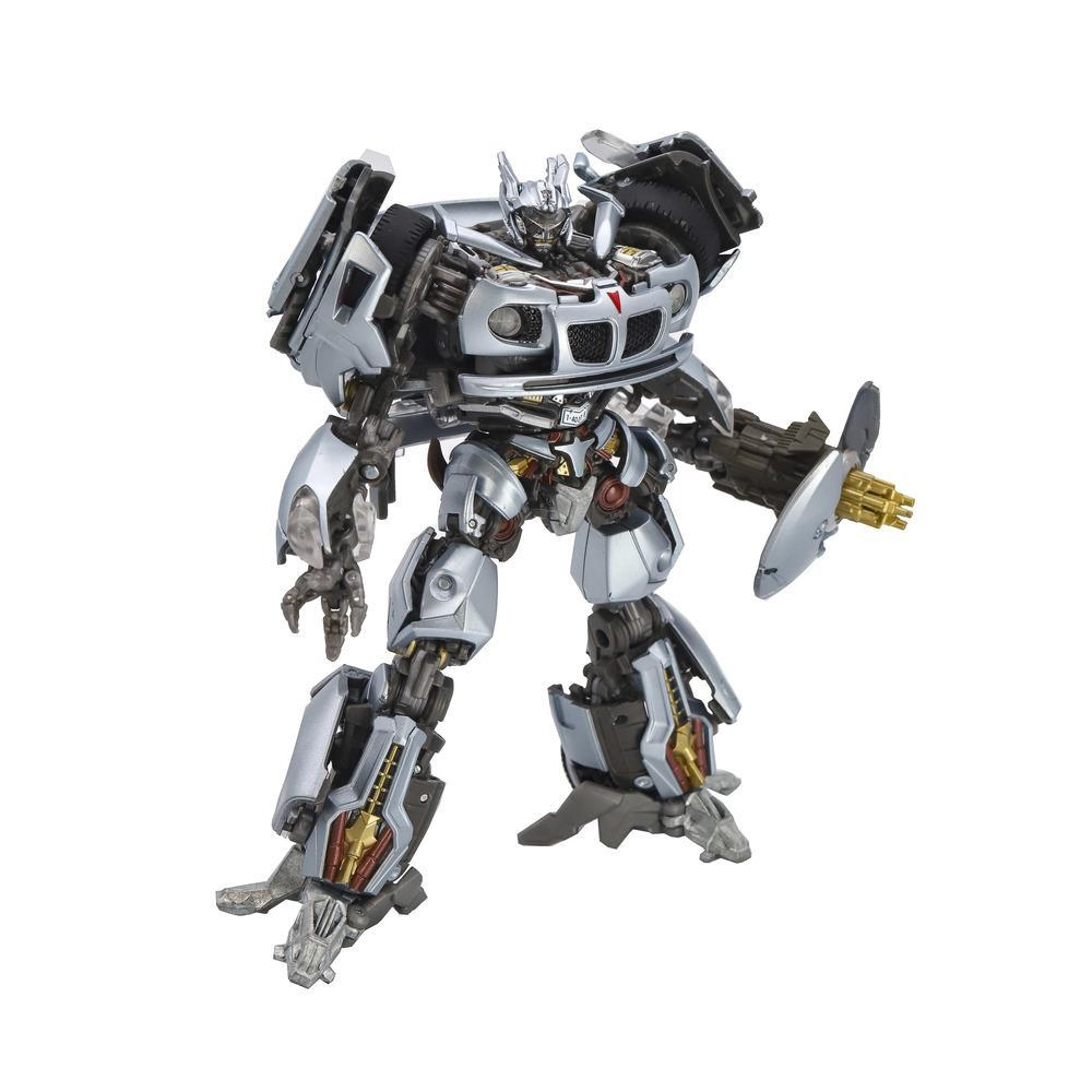 Transformers Masterpiece Movie Series Jazz MPM-9 [OFFICIAL Hasbro and Takara Tomy]
