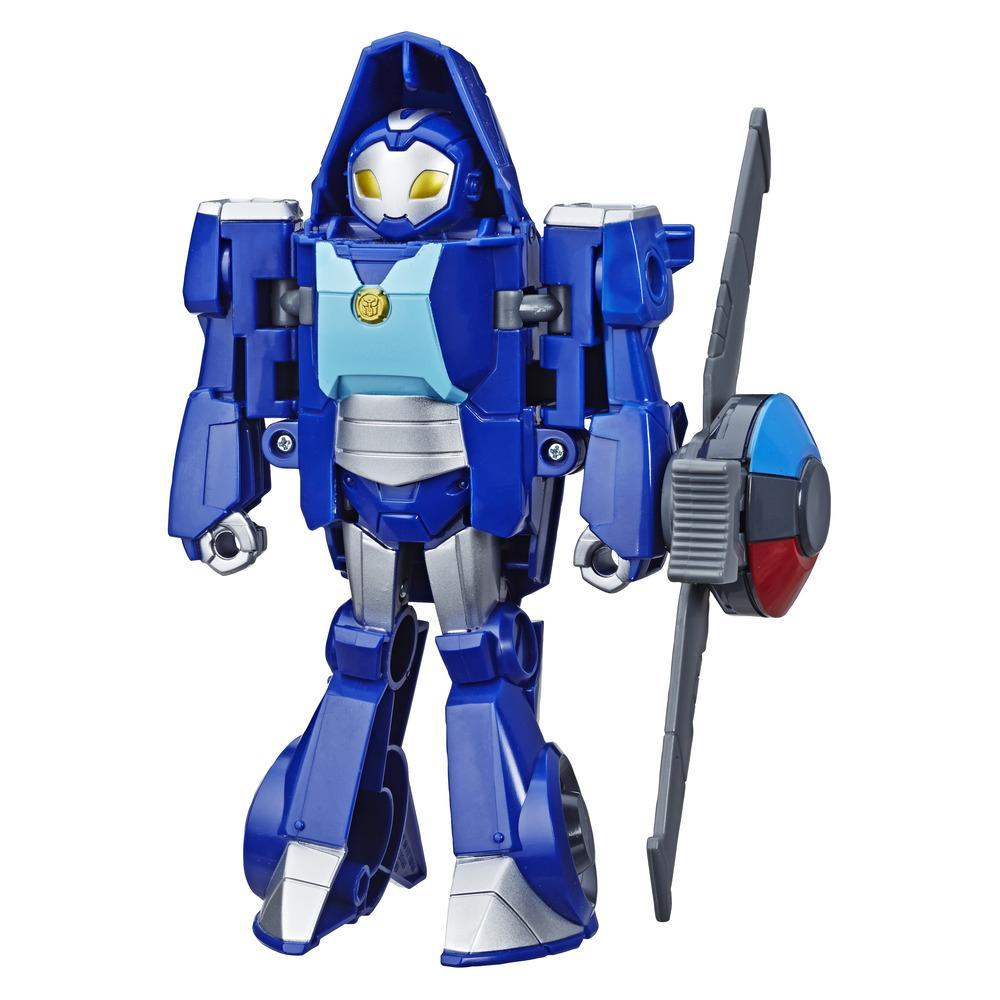 Playskool Heroes Transformers Rescue Bots Academy Whirl the Flight-Bot Converting Toy Robot