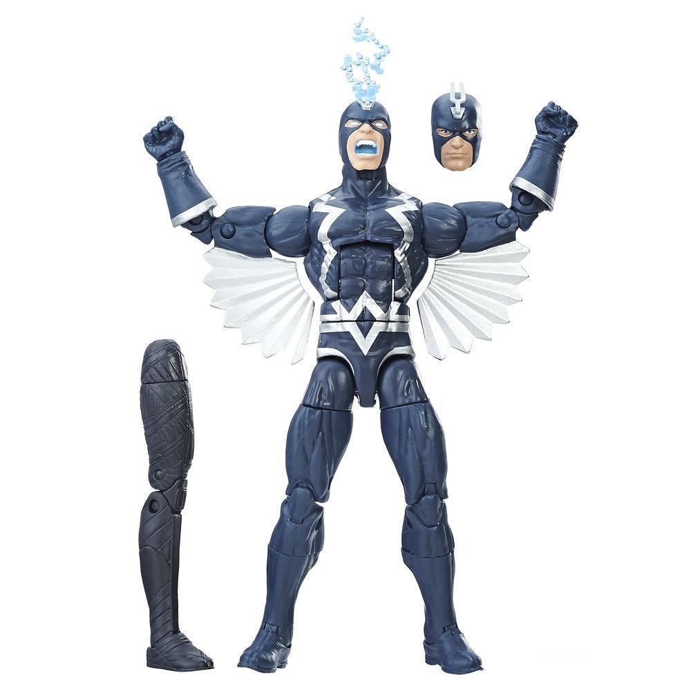 Marvel Black Panther 6-inch Legends Series Marvel's Black Bolt