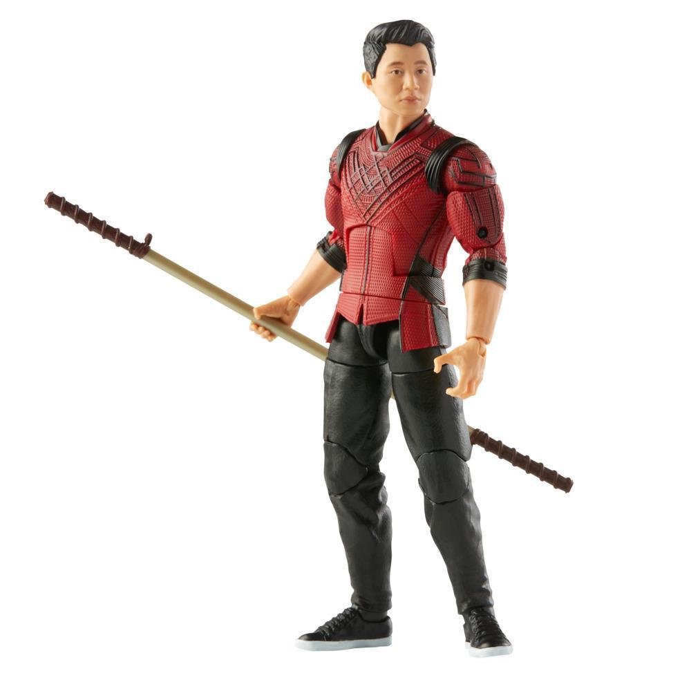 Hasbro Marvel Legends Series Shang-Chi And The Legend Of The Ten Rings 6-inch Collectible Shang-Chi Action Figure Toy For Age 4 and Up