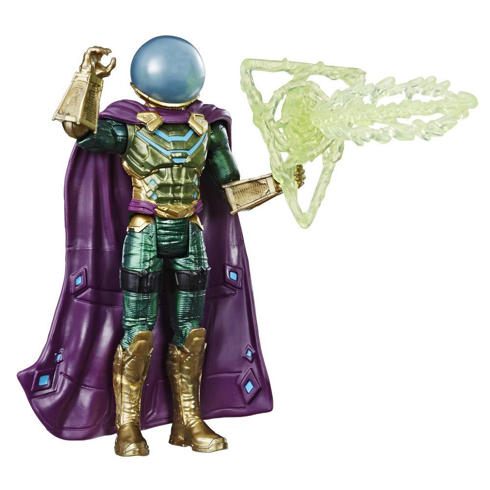 Marvel Spider-Man: Far From Home Mysterio 6-Inch-Scale Action Figure