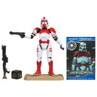 STAR WARS  Movie Heroes SHOCK TROOPER Figure
