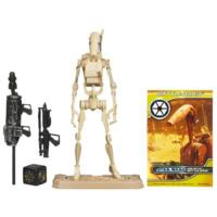 STAR WARS Movie Heroes BATTLE DROID Figure