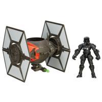 Star Wars Hero Mashers Episode VII TIE Fighter and TIE Fighter Pilot