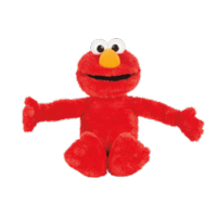Playskool Sesame Street Big Hugs Elmo