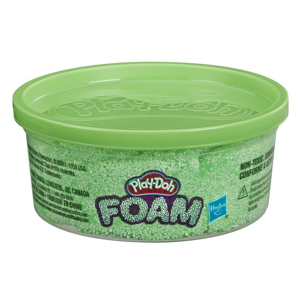 Play-Doh Foam Green Single Can