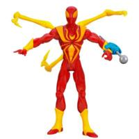 Marvel Ultimate Spider-Man Nano Claw Iron Spider-Man Figure