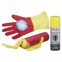 Marvel Spider-Man IRON SPIDER Color Shock Slinger