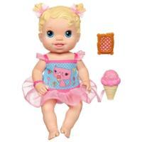 Baby Alive Yummy Treat Baby Blonde Doll