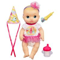 Baby Alive Party Baby Blonde Doll