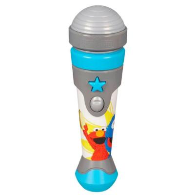 SESAME STREET PLAYSKOOL LET'S ROCK! Grover Microphone