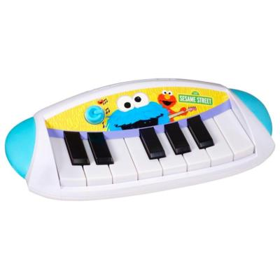 SESAME STREET PLAYSKOOL LET'S ROCK! Cookie Monster Keyboard