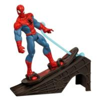 Marvel Ultimate Spider-Man Power Webs Rocket Ramp Spider-Man