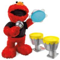 SESAME STREET PLAYSKOOL LET'S ROCK! Elmo