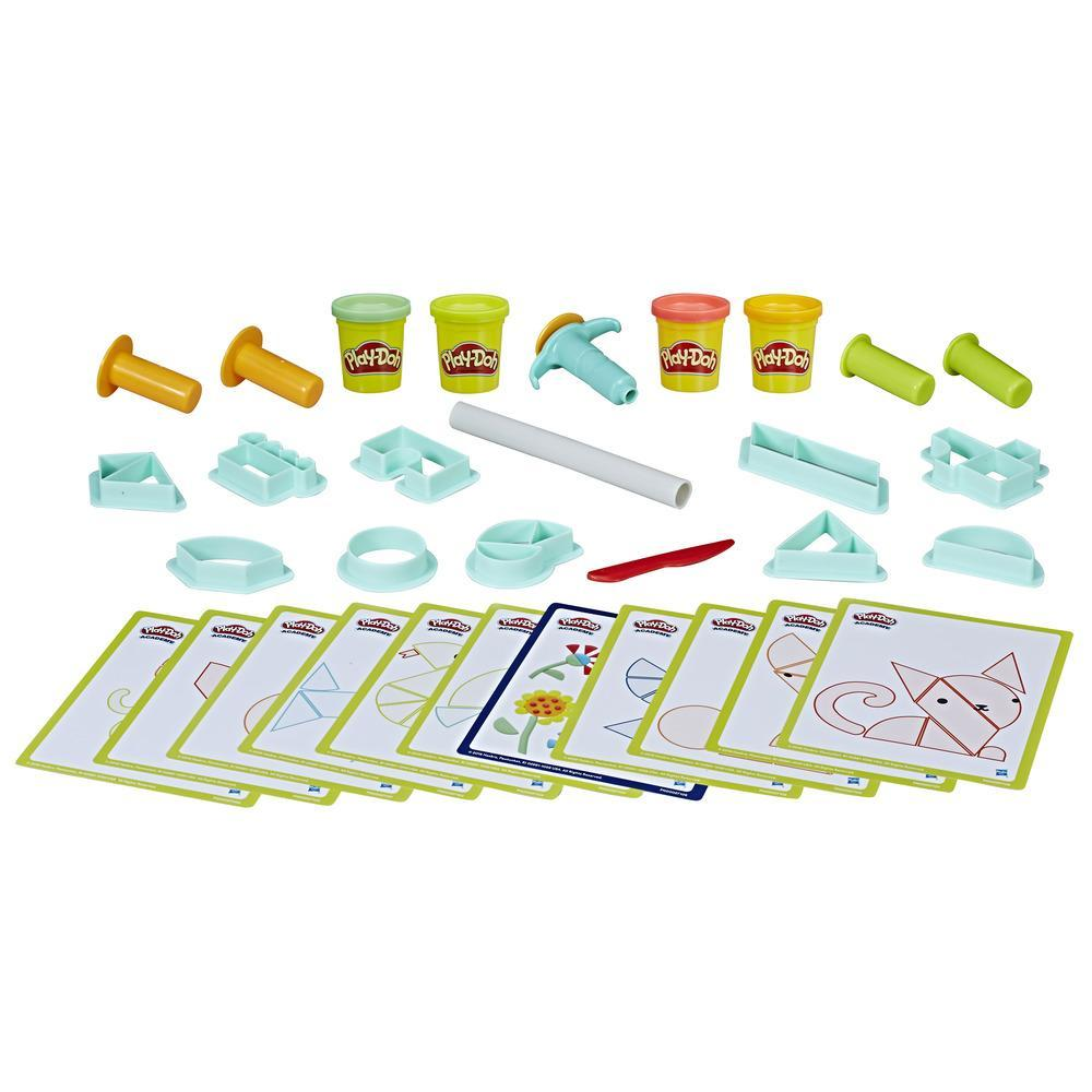 Play-Doh Academy Puzzle Solvers Kit