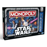 Monopoly Game: Star Wars 40th Anniversary Special Edition