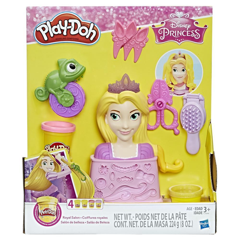 Royal Salon Featuring Disney Princess Rapunzel