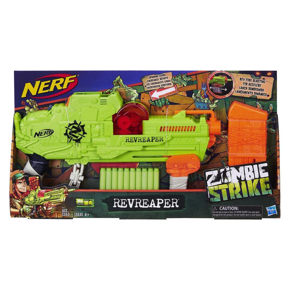 Nerf Zombie Strike RevReaper