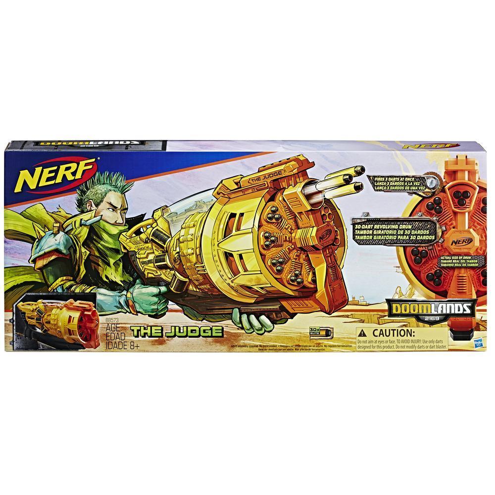 Nerf Doomlands The Judge