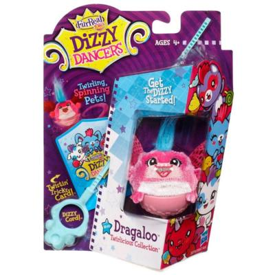 FURREAL FRIENDS DIZZY DANCERS TWIRLICIOUS COLLECTION DRAGALOO Pet