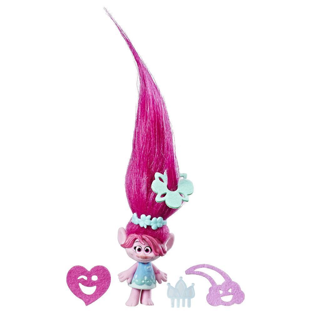 dreamworks trolls hair raising poppy trolls
