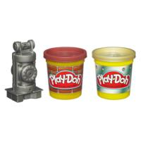 PLAY-DOH DIGGIN' RIGS TONKA CHUCK 'N FRIENDS 2-PACK TERRAIN DOH ASSORTMENT
