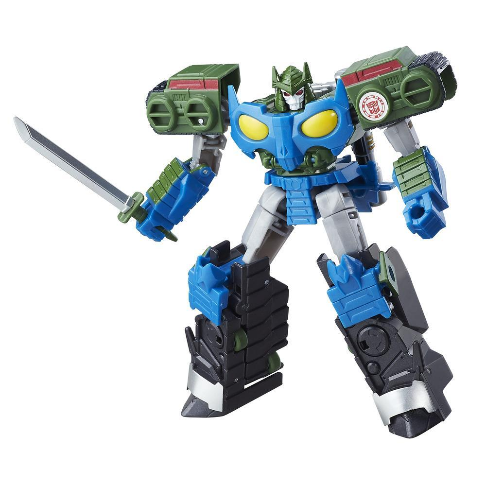 Transformers RID Combiner Force Warriors Class Blastwave