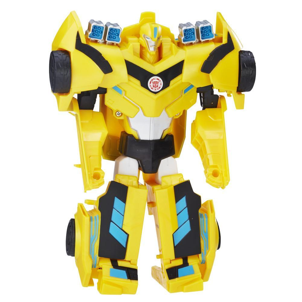 Transformers Robots in Disguise Combiner Force 3-Step Changer Bumblebee