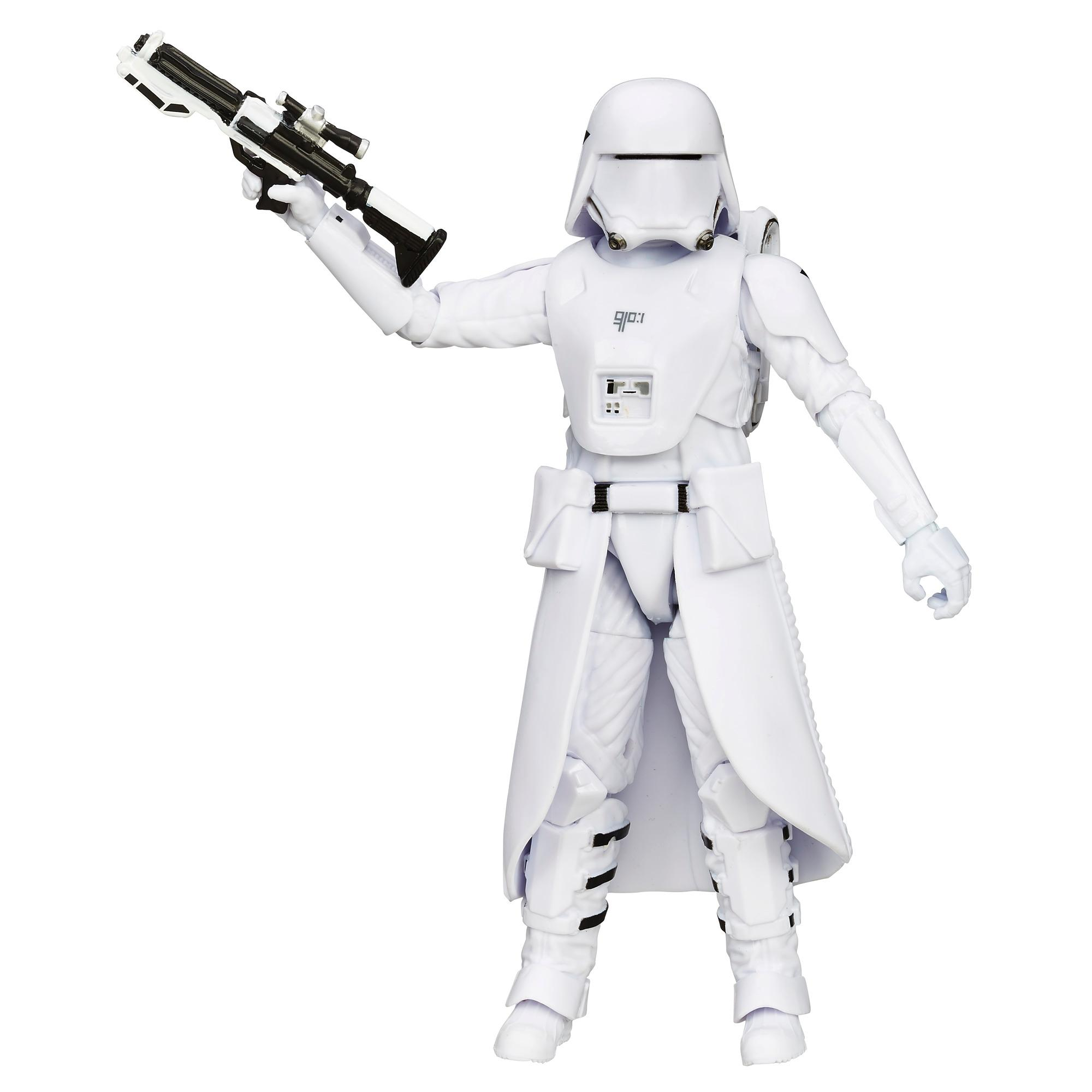 Star Wars The Black Series 6-Inch First Order Snowtrooper