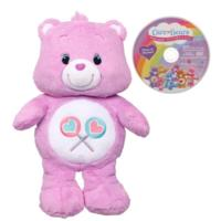 Care Bears Share Bear Plush with DVD
