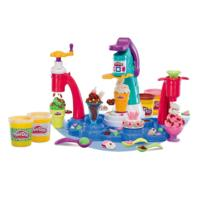 PLAY-DOH MAGIC SWIRL Ice Cream Shoppe Playset