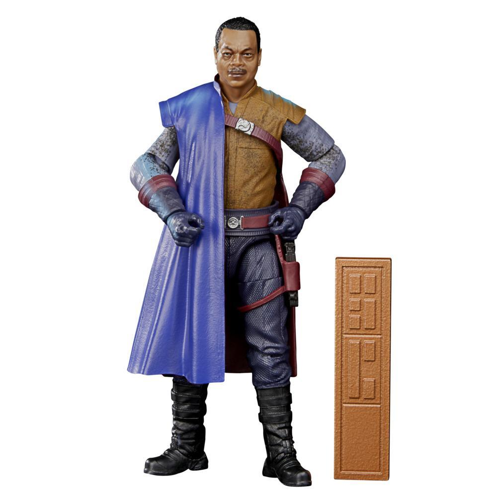 Star Wars The Black Series Credit Collection Greef Karga Toy 6-Inch-Scale The Mandalorian Figure for Kids Ages 4 and Up