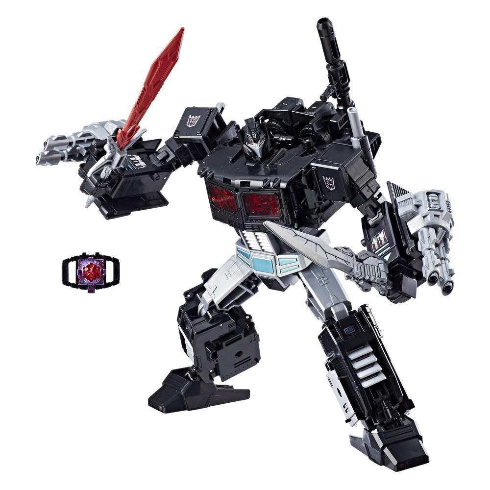 Transformers: Generations Power of the Primes Evolution Nemesis Prime