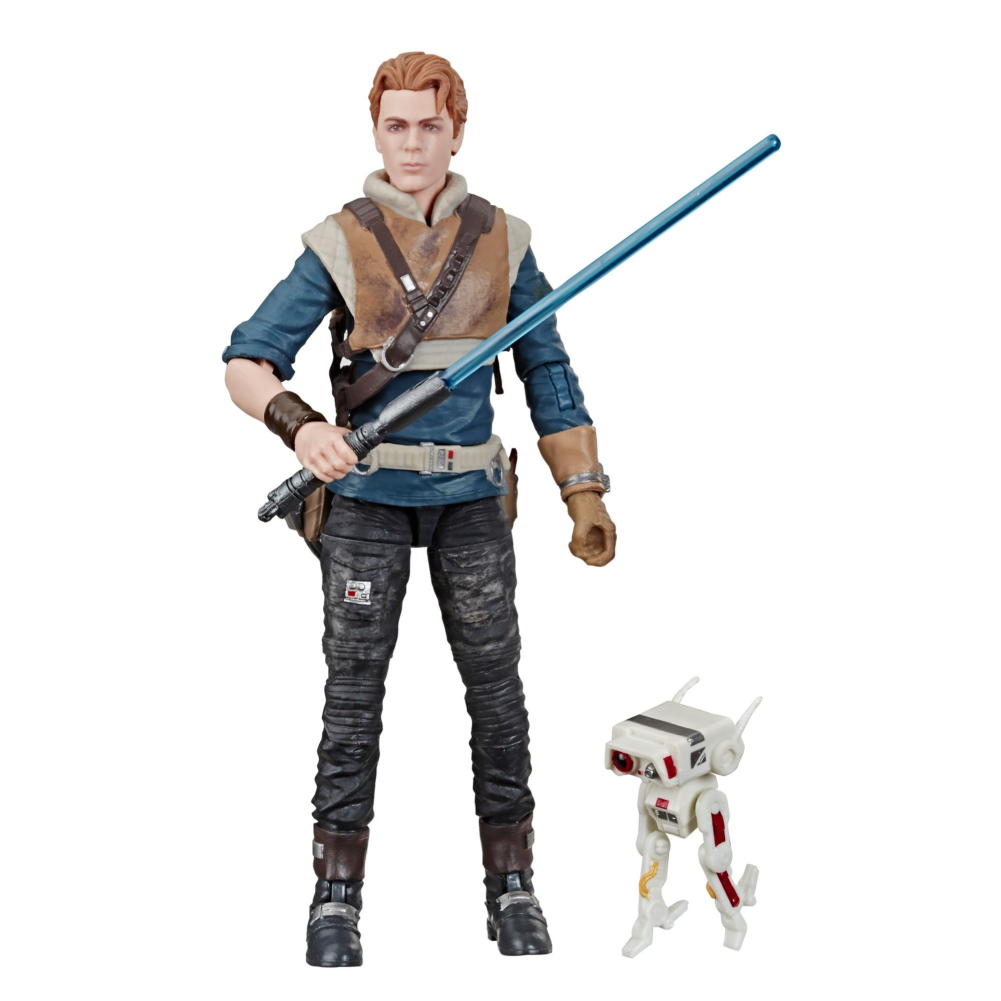 Star Wars The Black Series Cal Kestis Toy 6-inch Scale Star Wars Jedi: Fallen Order Action Figure, Kids Ages 4 and Up