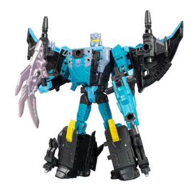 Transformers Takara Tomy Generations Selects TT-GS02 Kraken (Seawing)