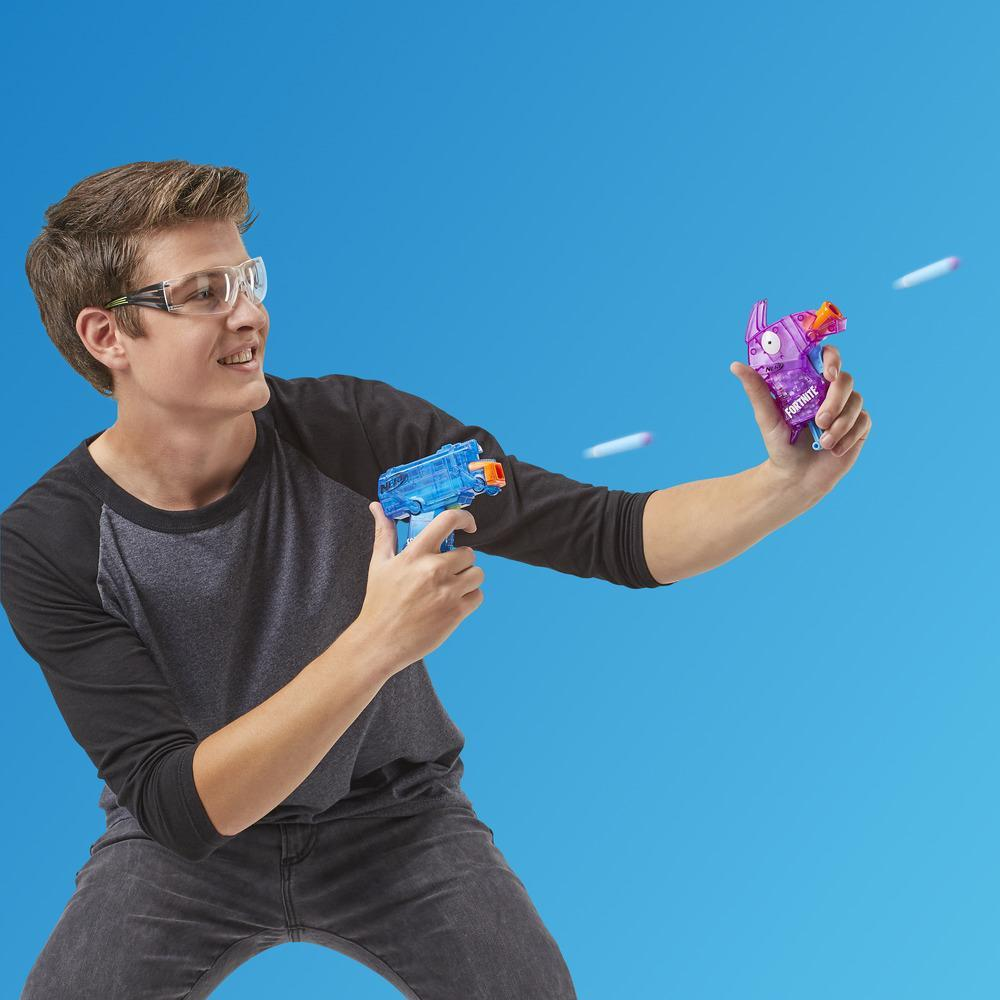 Nerf Fortnite Micro Ice Storm Collection