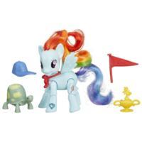 My Little Pony Explore Equestria Rainbow Dash Winning Kick Set