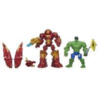 Marvel Super Hero Mashers Hulkbuster vs Hulk Mash Pack
