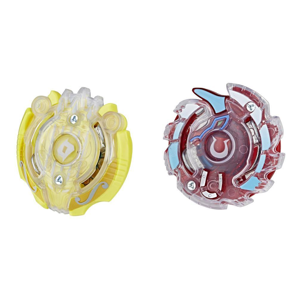 Beyblade Burst Evolution Dual Pack Orpheus and Unicrest U2